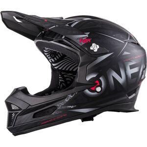 Oneal O´Neal Fury RL Synthy Helmet Black Grey XS
