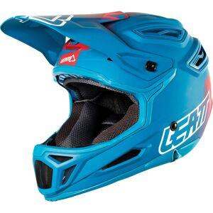 Leatt DBX 5.0 V26 Composite Bicycle Helmet Red Blue L