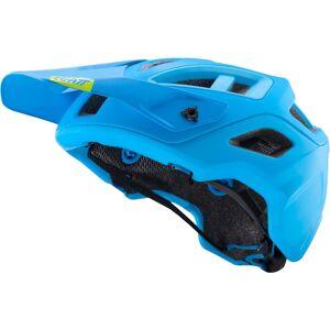 Leatt DBX 3.0 All Mountain Bicycle Helmet Blue L