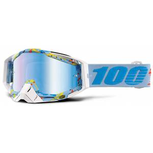 100% Racecraft Extra Motocross Goggles  - Size: One Size