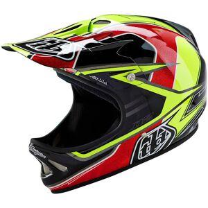 Lee Troy Lee Designs D2 Sonar Downhill Helmet  - Size: Extra Large
