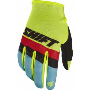 Shift WHIT3 Air Motocross Gloves  - Size: Extra Large