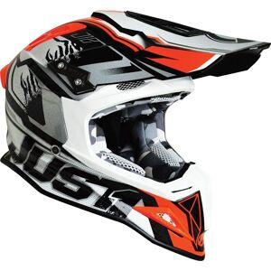 Just1 J12 Dominator Motocross Helmet  - Size: Extra Small