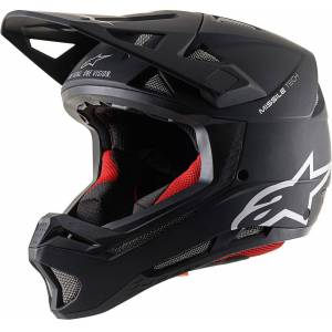 Alpinestars Missile Tech Solid Downhill Helmet  - Size: Extra Large
