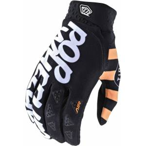 Lee Troy Lee Designs Air Pop Wheelies Motocross Gloves  - Size: Small
