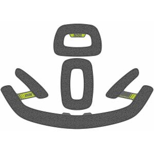IXS Trigger FF Center Pad  - Size: One Size