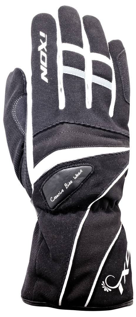 Ixon Pro Donna HP Ladies Gloves Black White XL