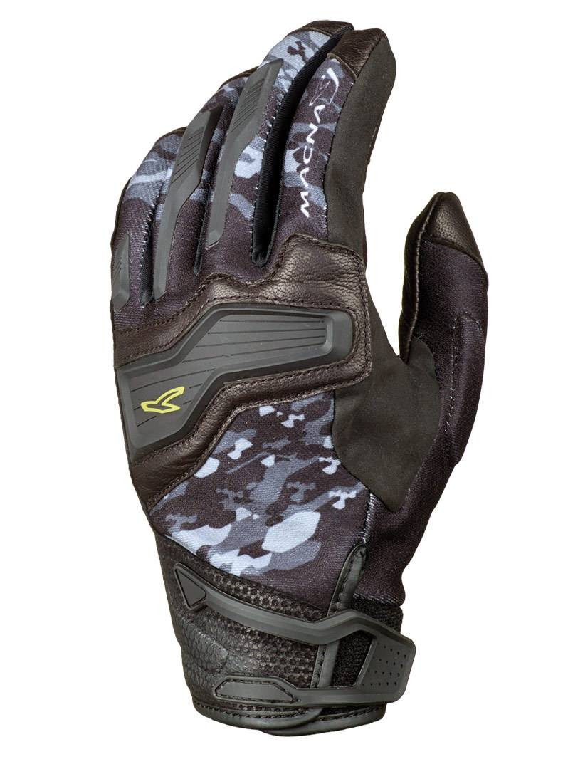 Macna Osiris Gloves Green Multicolored 4XL