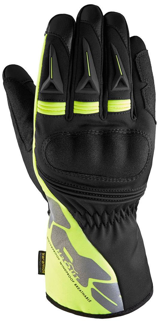 Spidi Alu Pro H2OUT Gloves Black Yellow 2XL
