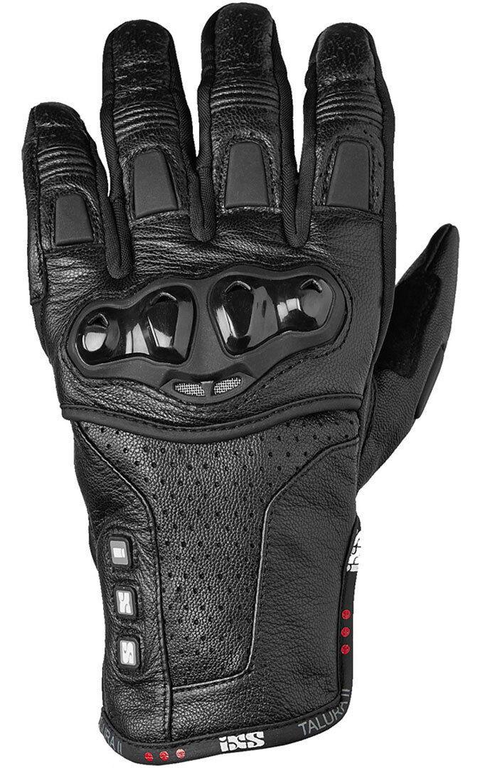 IXS Talura II Ladies Gloves Black XL