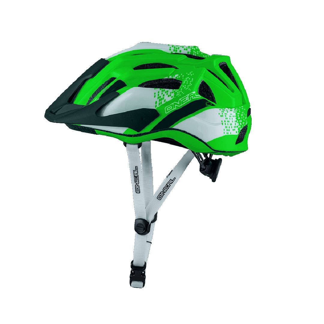 Oneal O´Neal Q Bicycle Helmet White Green L XL