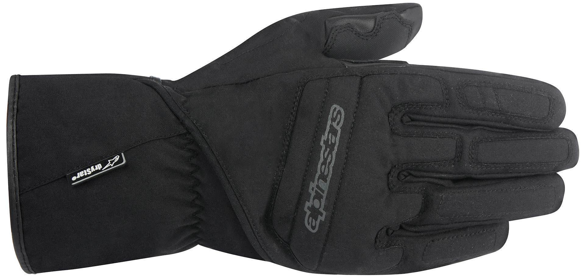 Alpinestars SR-3 Drystar Waterproof Gloves 2016 Black 2XL