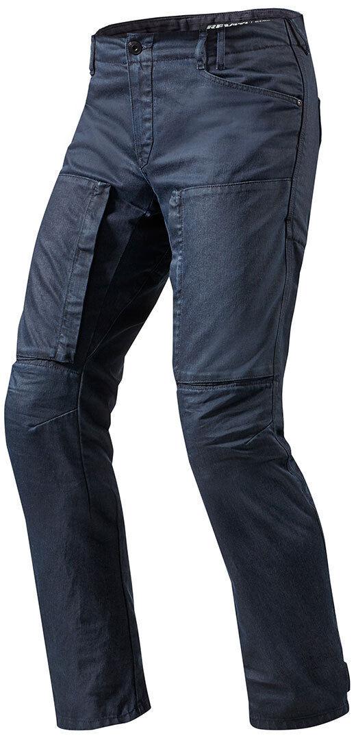 Revit Recon Motorcycle Jeans Pants Blue 30