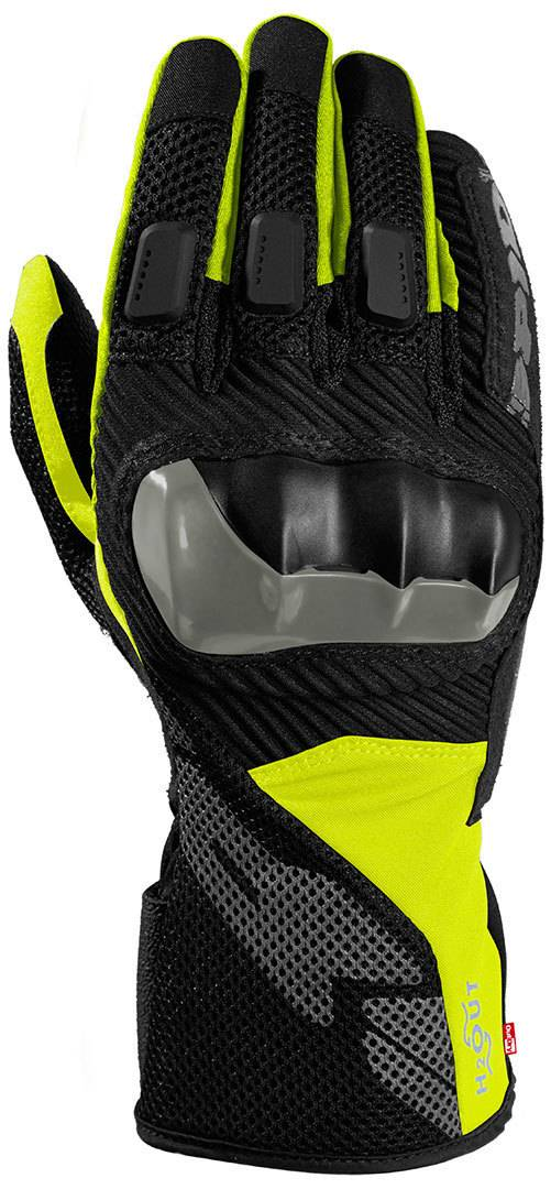 Spidi Rainshield H2Out Gloves Black Grey Yellow 2XL