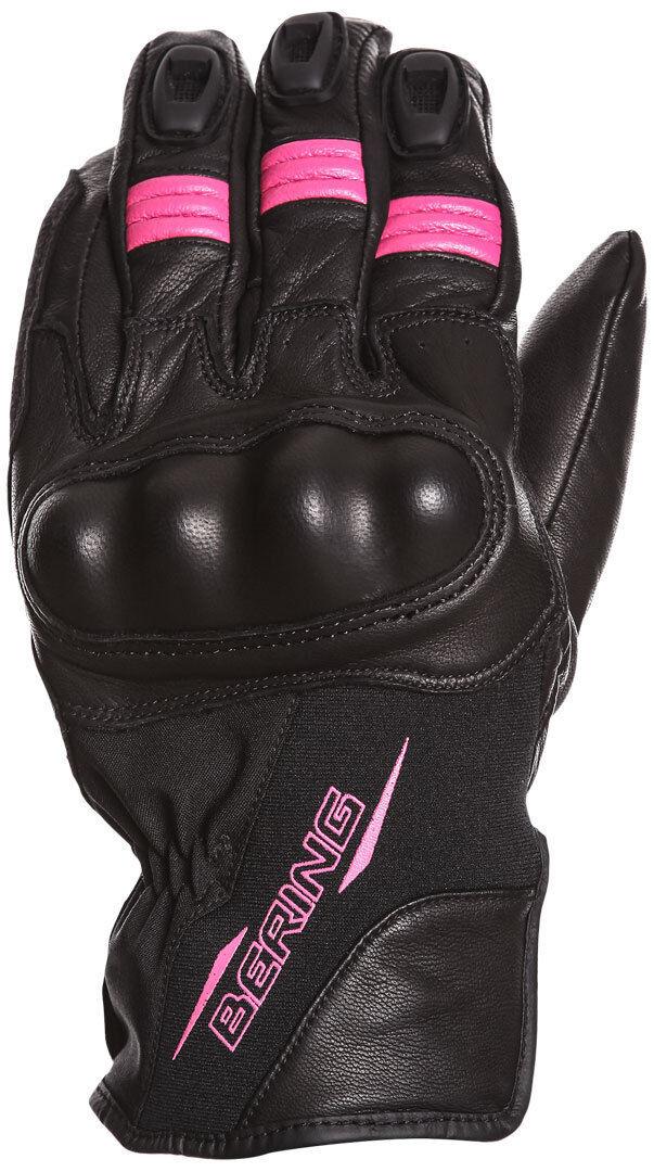 Bering Paloma Ladies Gloves Black Purple 2XL