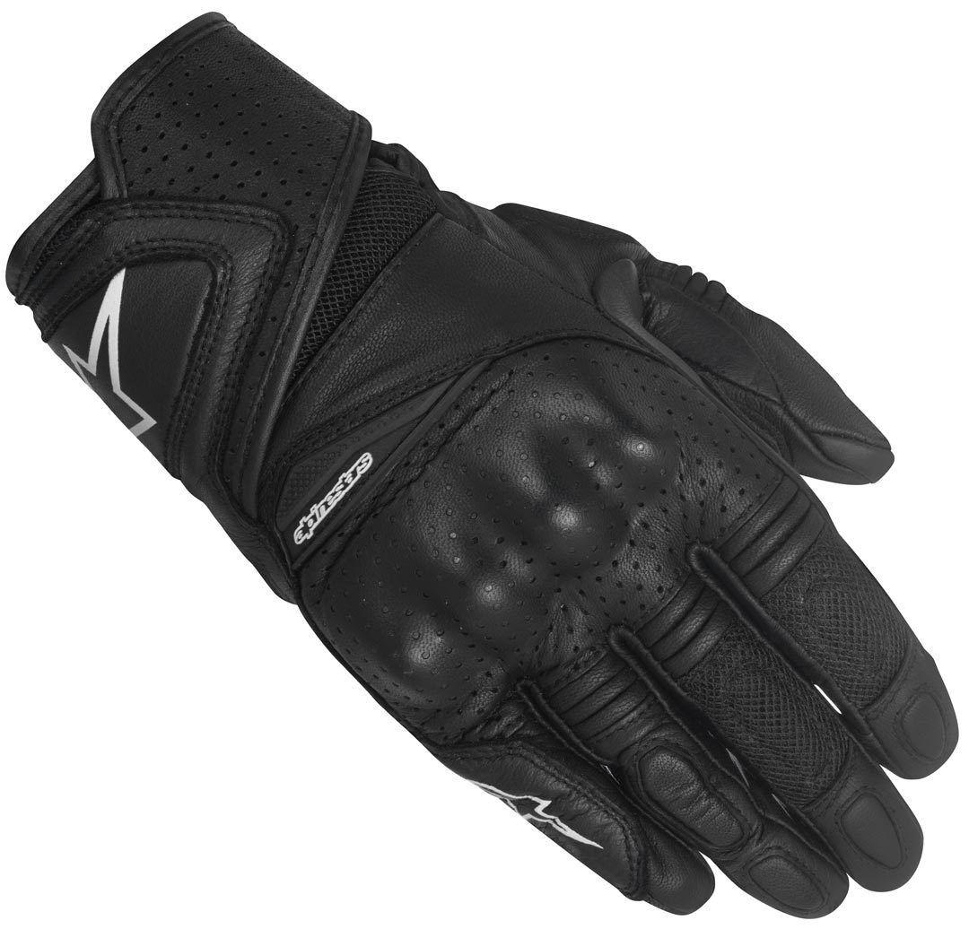 Alpinestars Stella Baika Ladies Motorcycle Gloves Black S