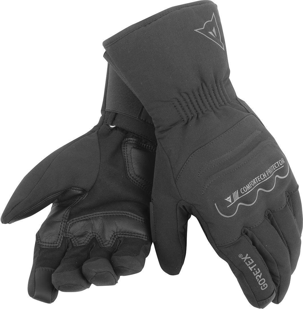 Dainese Freeland Gore-Tex Motorcycle Gloves Black L