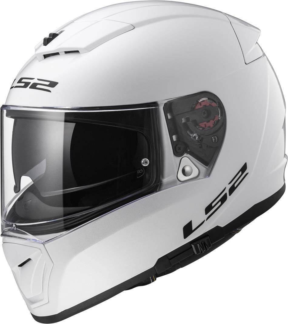 LS2 FF390 Breaker Helmet White S