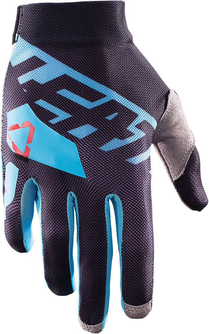 Leatt GPX 2.5 X-Flow Gloves Black Blue 2XL