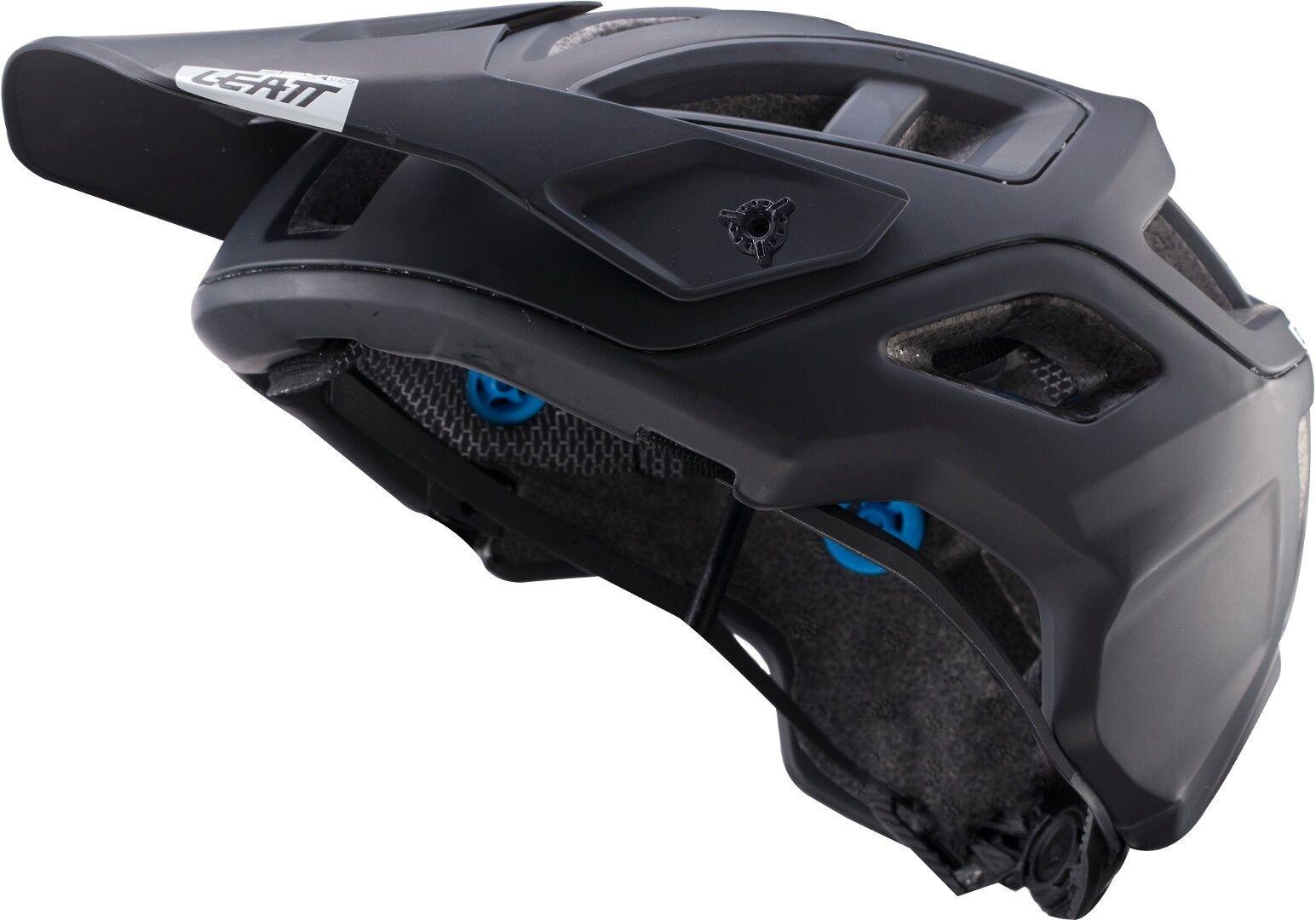 Leatt DBX 3.0 All Mountain Bicycle Helmet Black L