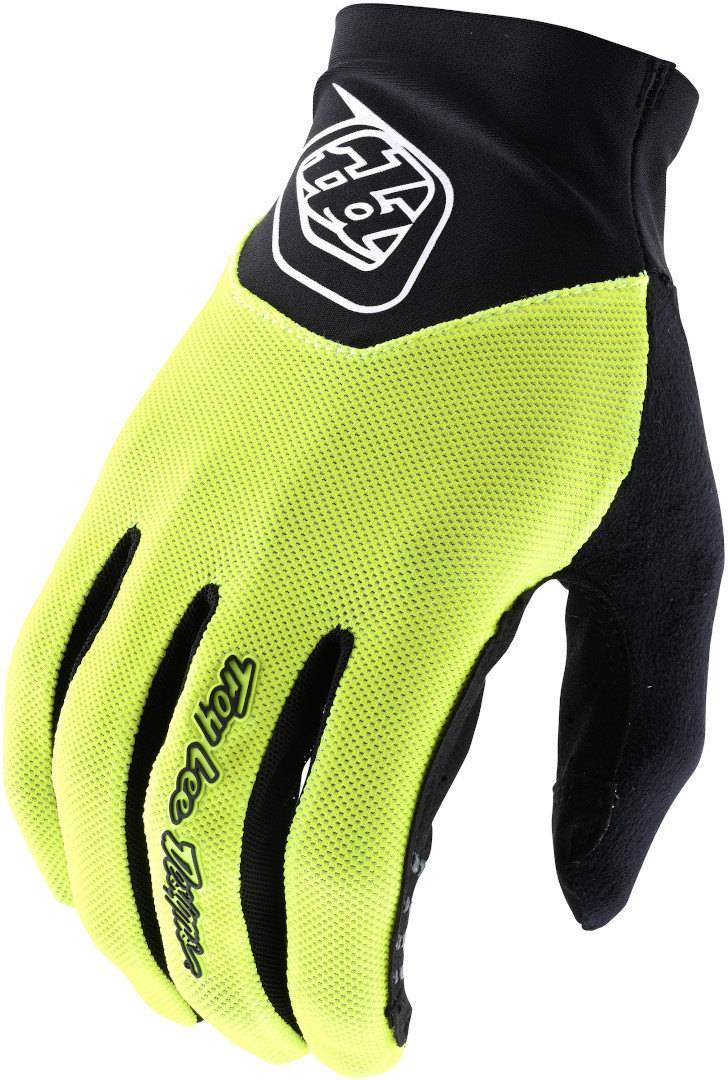 Lee Troy Lee Designs Ace 2.0 Motocross Gloves Yellow L