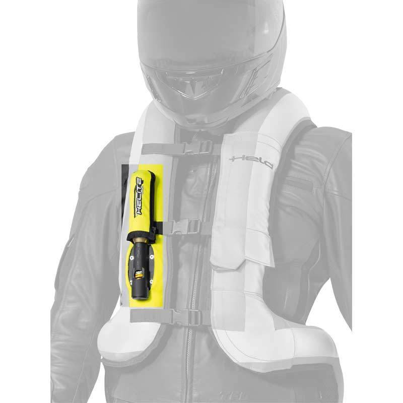 Held Gas Capsule For Air Vest  - Size: Small