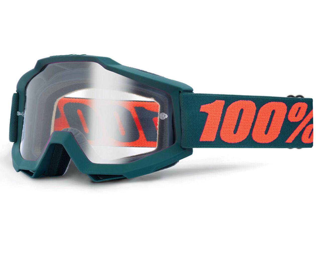 100% OTG Accuri Motocross Goggles  - Size: One Size