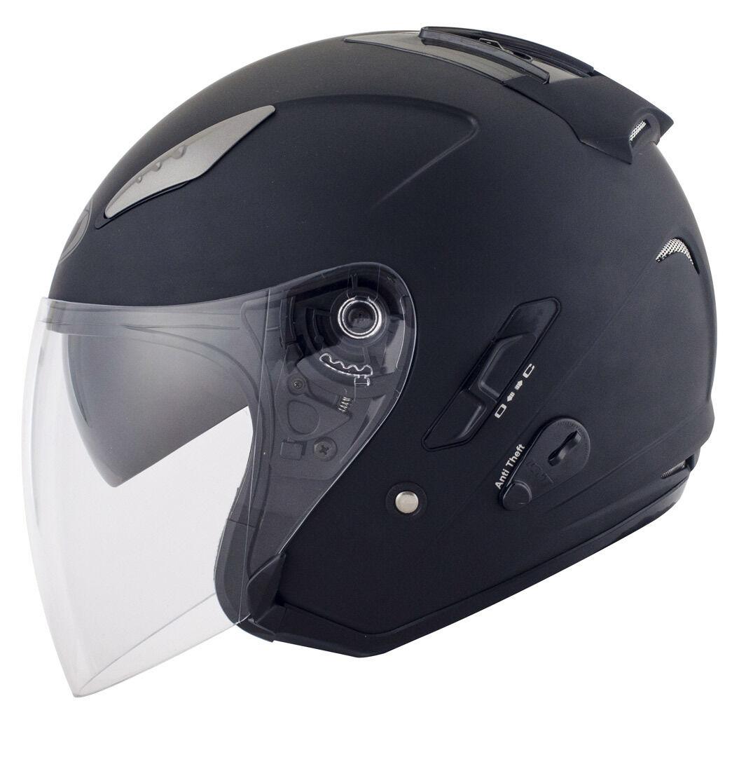 KYT Hellcat Jet Helmet  - Size: Large