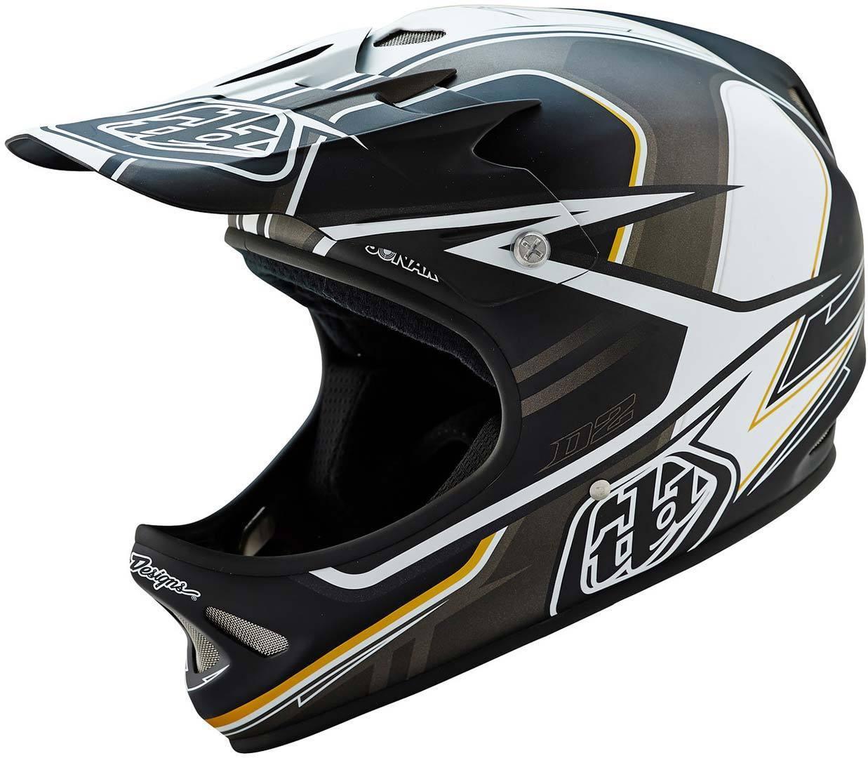 Lee Troy Lee Designs D2 Sonar Downhill Helmet  - Size: Medium