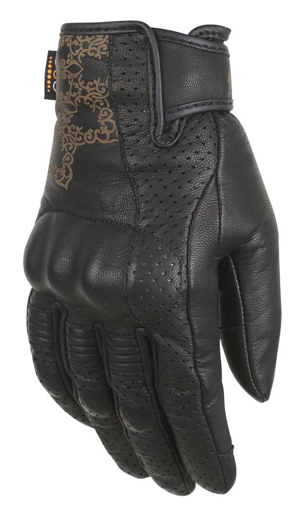 Furygan Astral D3O Ladies Motorcycle Gloves  - Size: Small