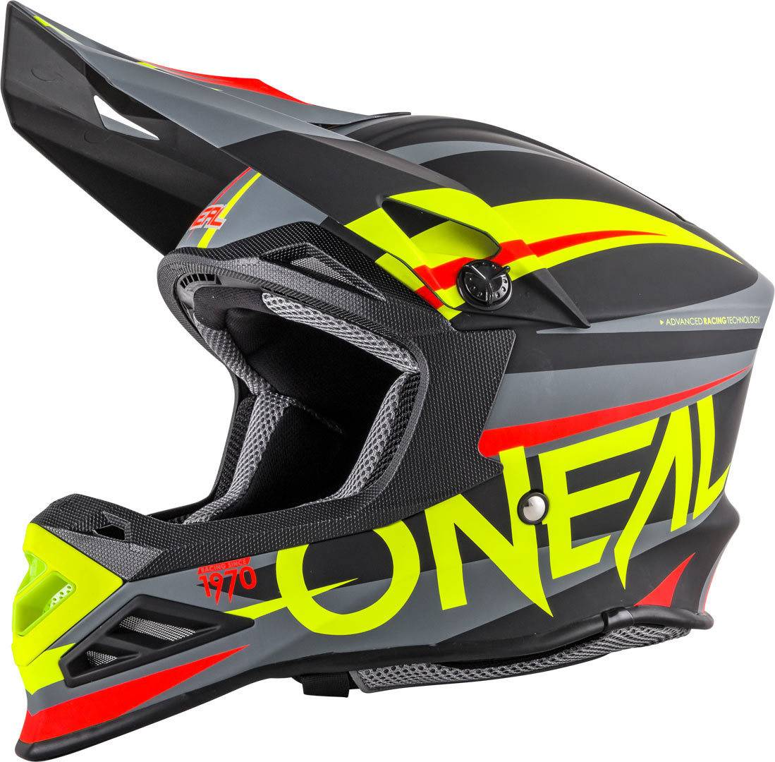 Oneal O´Neal 8SERIES Aggressor Motocross Helmet  - Size: 2X-Large