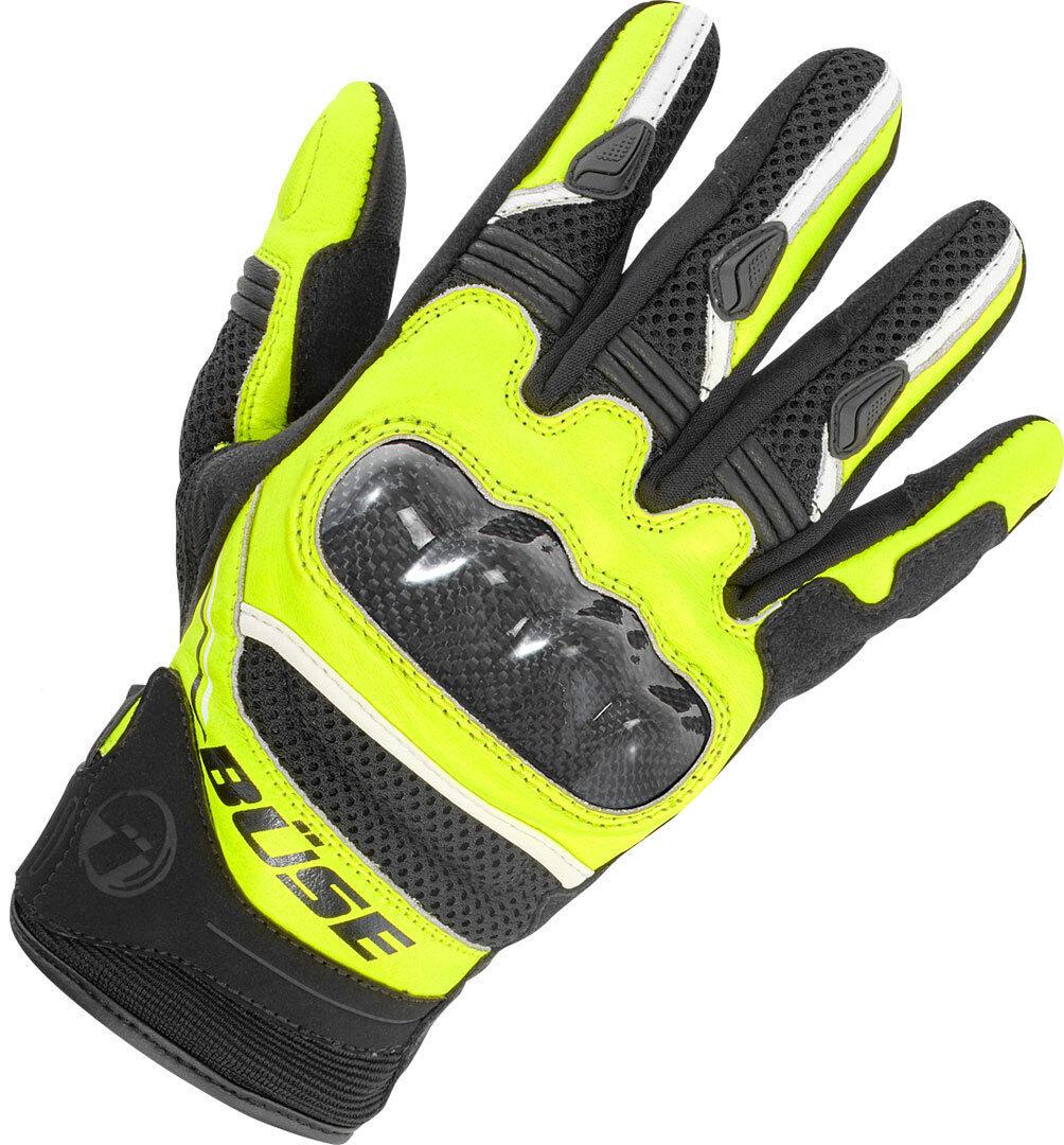 Büse Safe Ride Gloves  - Size: 4X-Large