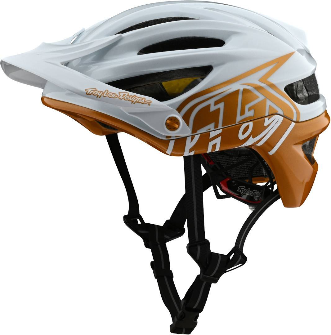 Lee Troy Lee Designs A2 MIPS Decoy Bycicle Helmet  - Size: Extra Small