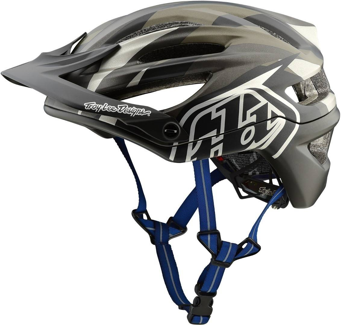 Lee Troy Lee Designs A2 MIPS Jet Bycicle Helmet  - Size: Small