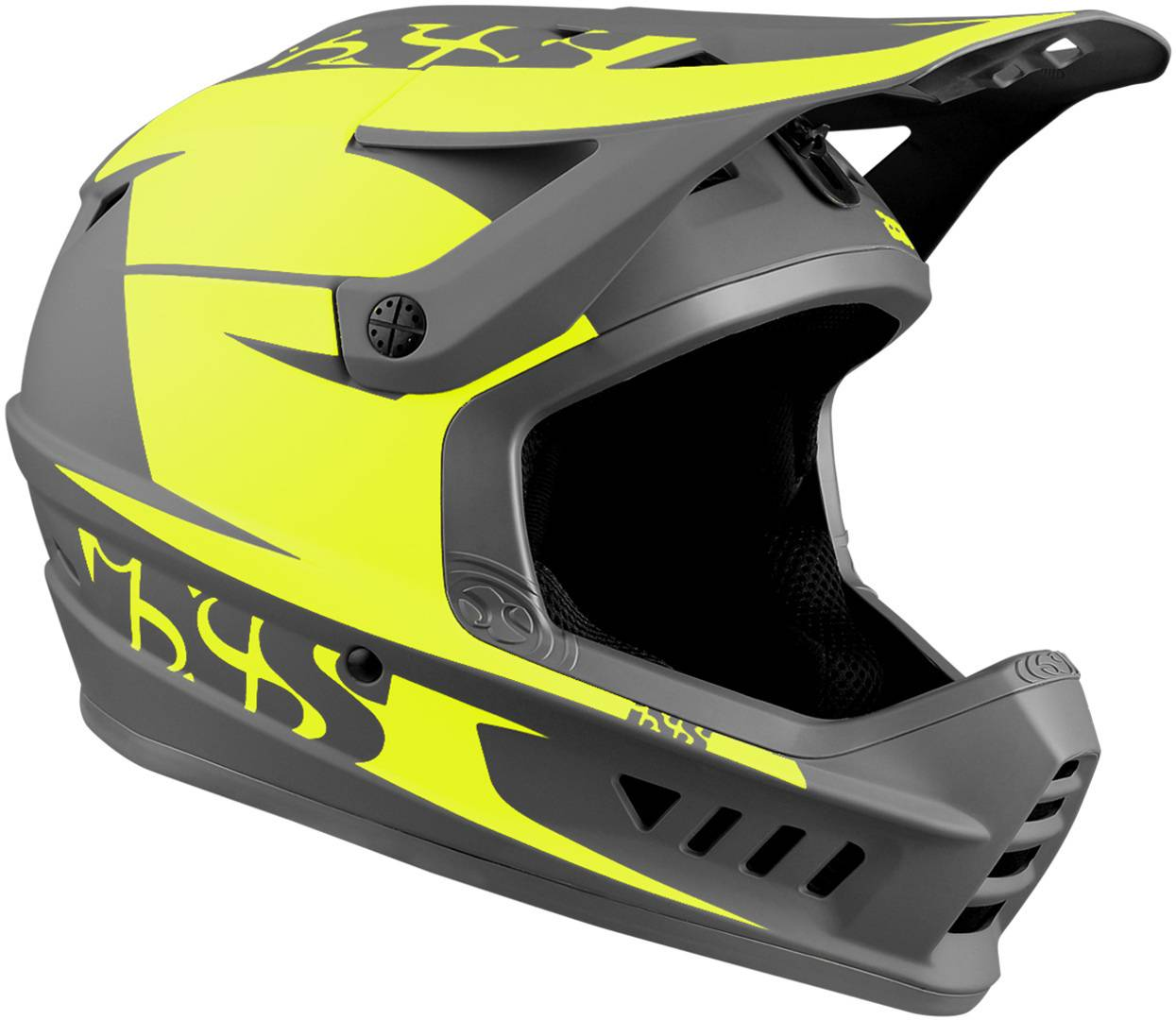 IXS XACT Evo Downhill Helmet  - Size: Small
