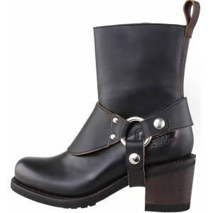 Rokker Boot Collection Freeway Ladies Motorcycle Boots  - Size: 38