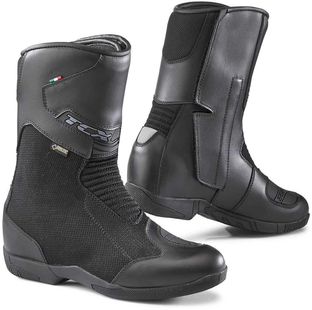 TCX Tourer GTX Ladies Motorcycle Boots Black 41