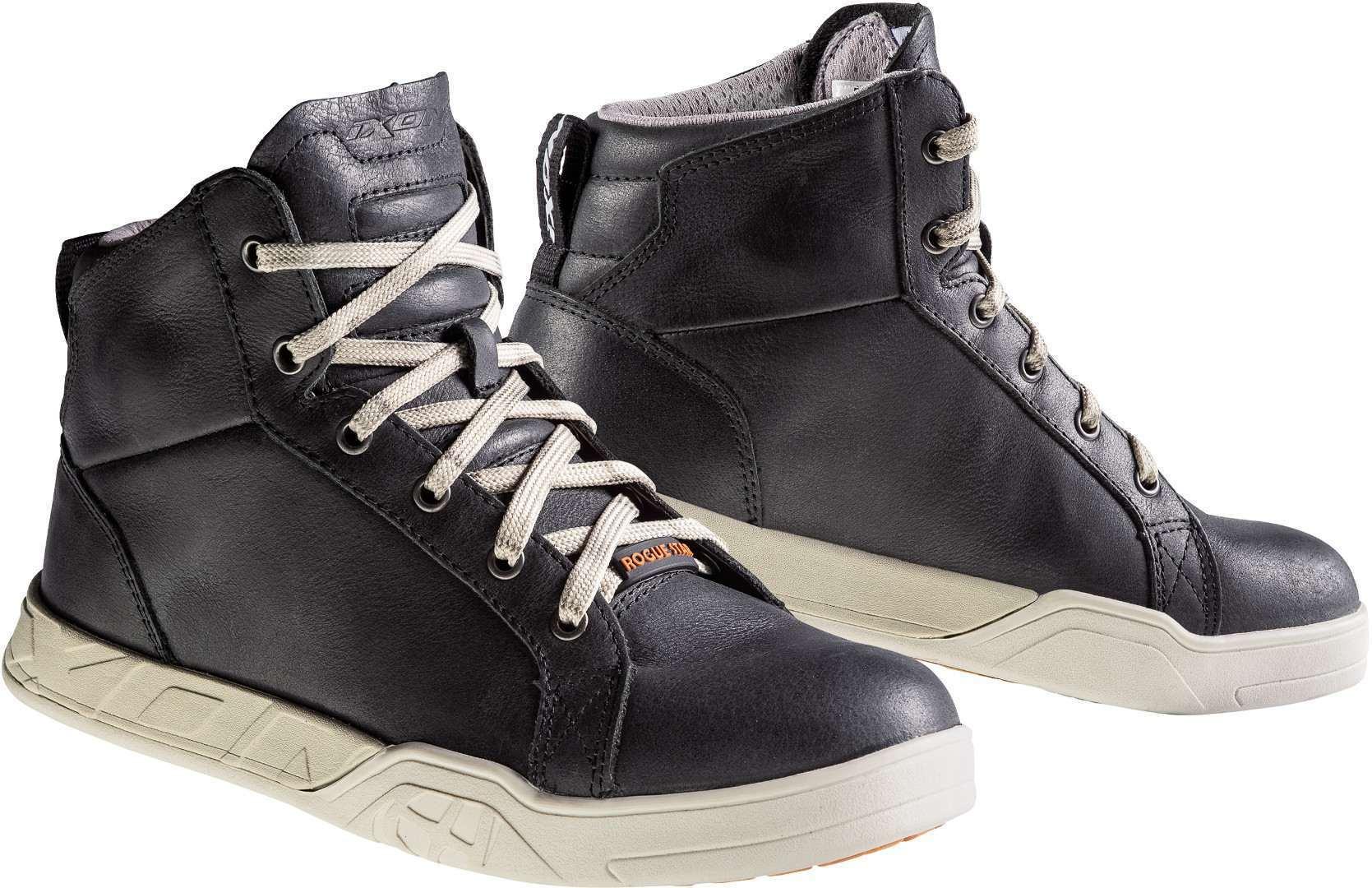 Ixon Rogue Star L Ladies Motorcycle Shoes Black 38