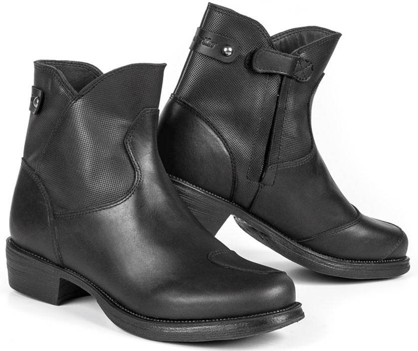 Stylmartin Pearl J Woman Motorcycle Boots Black 37