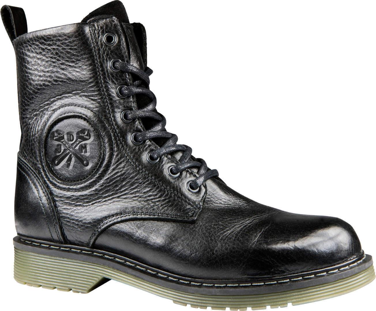 John Doe Sixty XTM Ladies Motorcycle Shoes Black 41