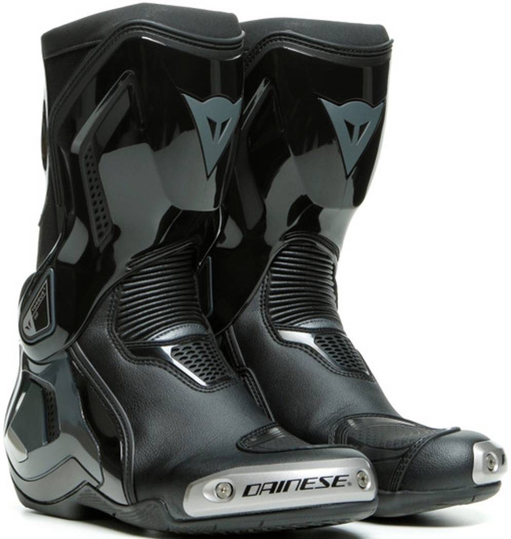 Dainese Torque 3 Out Ladies Motorcycle Boots Black Grey 39