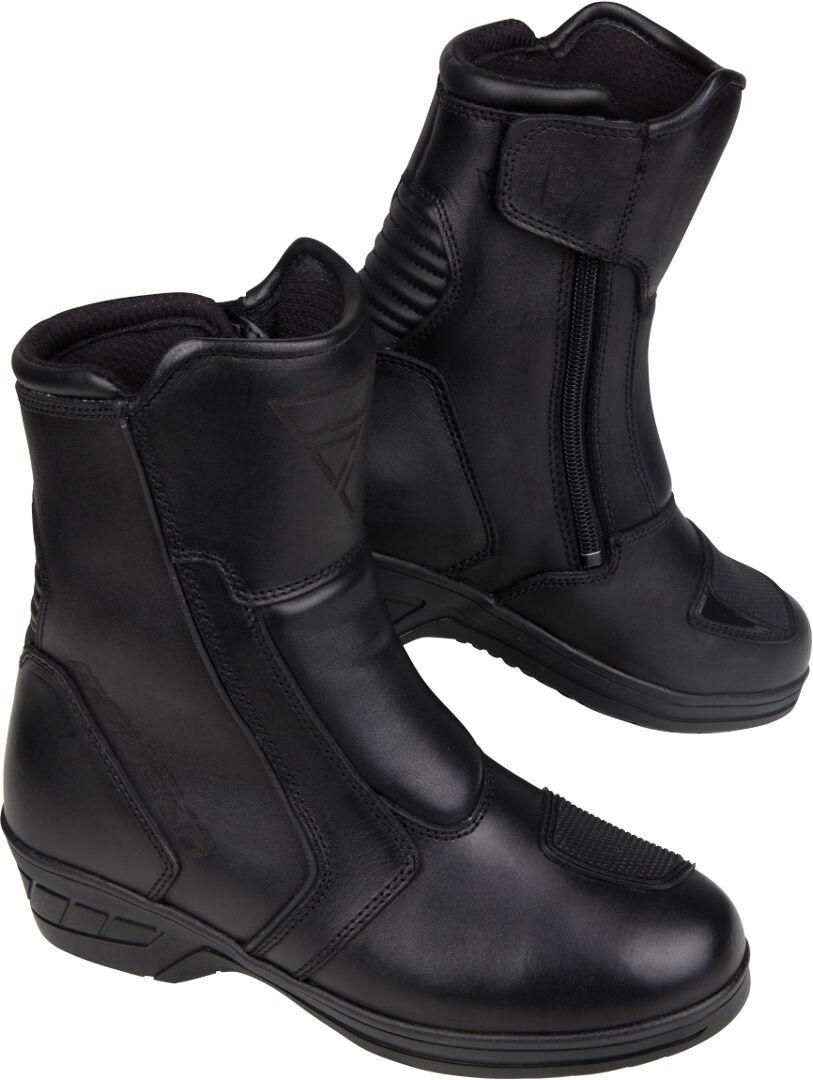 Modeka Nicoletta Ladies Motorcycle Boots Black 36