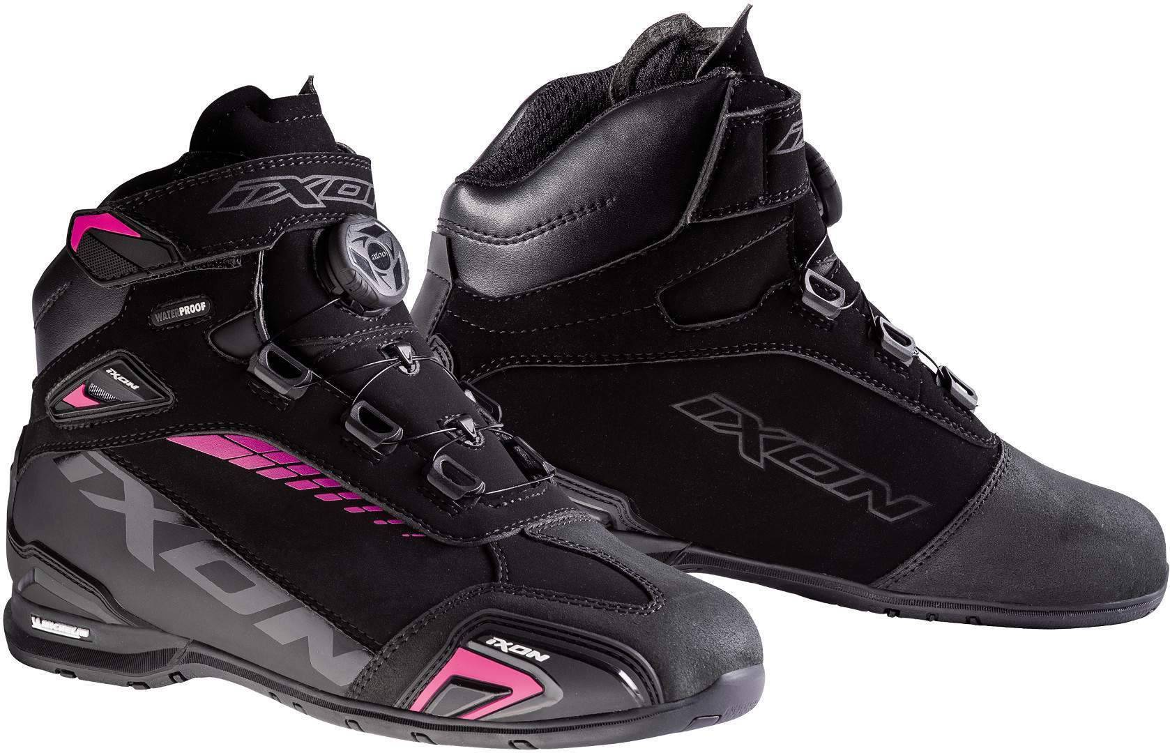 Ixon Bull WP L Ladies Motorcycle Shoes  - Size: 36