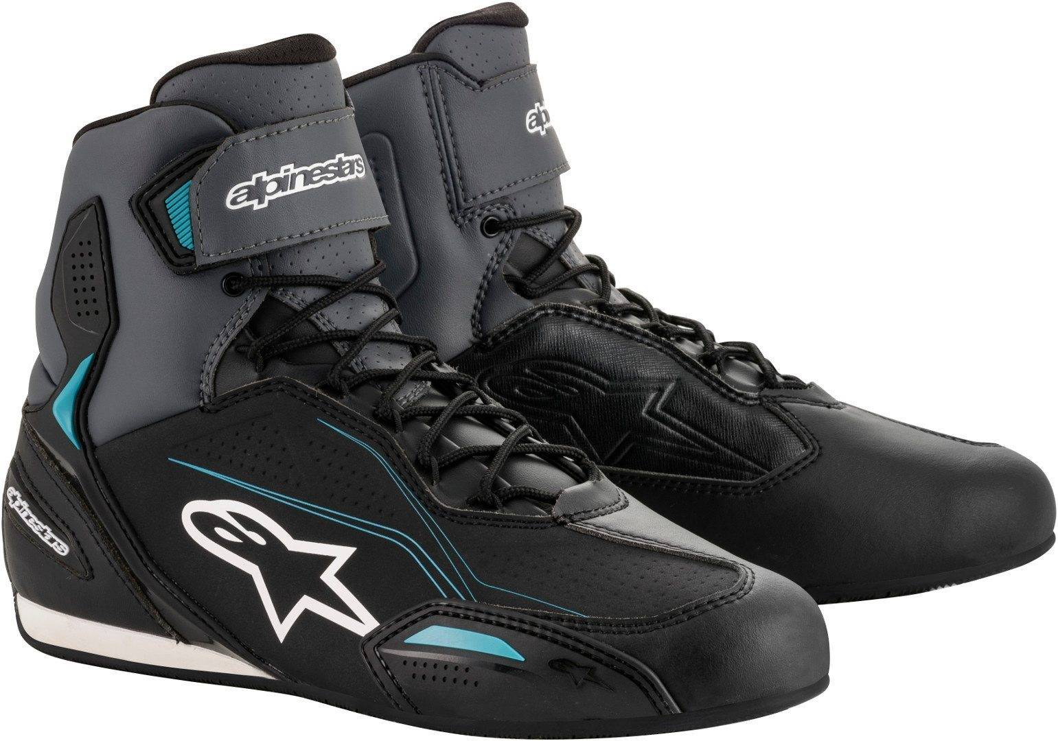 Alpinestars Stella Faster-3 Ladies Motorcycle Shoes  - Size: 36