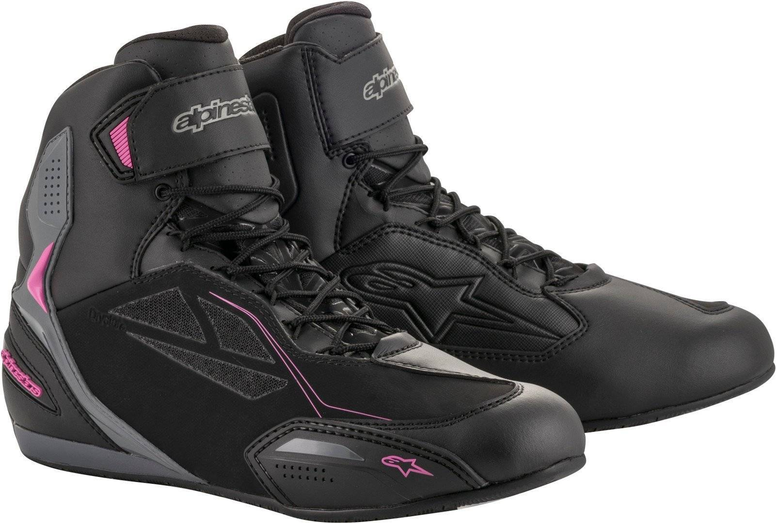 Alpinestars Stella Faster-3 Drystar Ladies Motorcycle Shoes  - Size: 36