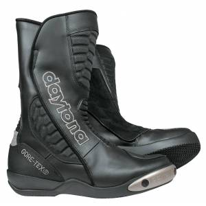 Daytona Strive Gore-Tex Motorcycle Boots Black 37