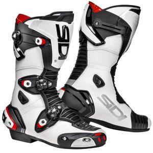 Sidi Mag-1 Motorcycle Boots Black White 44