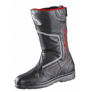 Held Conan Motorcycle Touring Boots Black Red 42