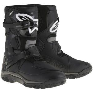 Alpinestars Belize Drystar Waterproof Motorcycle Boots Black 45 46