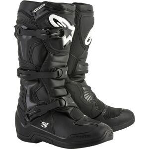 Alpinestars Tech 3 Motocross Boots Black 42